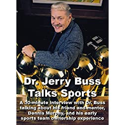 Dr. Jerry Buss Talks Sports