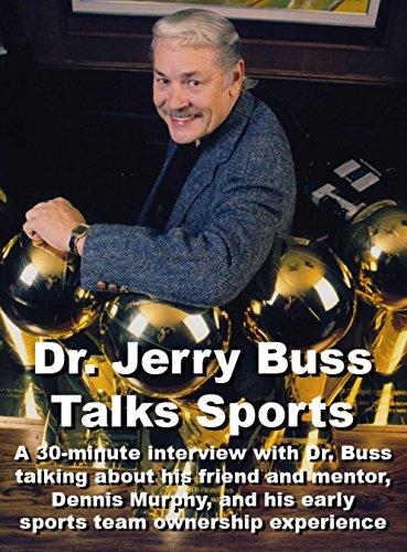 Dr. Jerry Buss Talks Sports