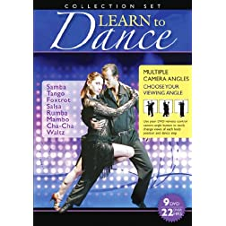 Learn to Dance Collection Set