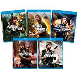 Chck Norris Bd Bundle-az [Blu-ray]