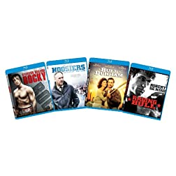 Ultimate Sports Bd Bundle-az [Blu-ray]