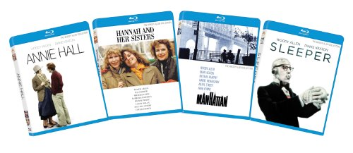 Woody Allen Bd Bundle-az [Blu-ray]