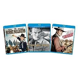John Wayne Bd Bundle-az [Blu-ray]