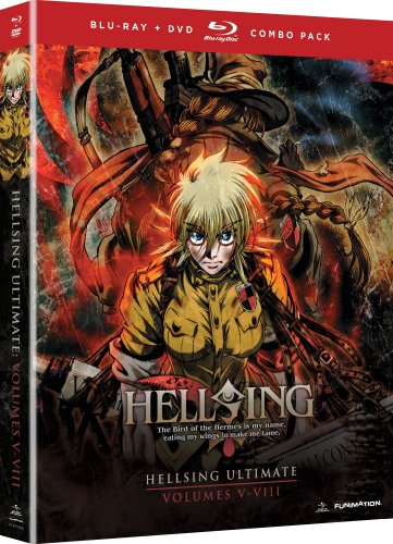 Hellsing Ultimate: 5-8 [Blu-ray]