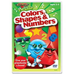 Colors Shapes & Numbers