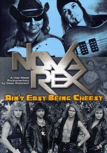 Nova Rex: Ain't Easy Being Cheesy