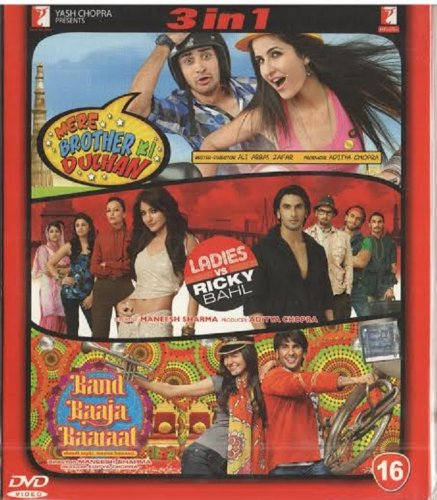 Mere Brother Ki Dulhan / Ladies vs Ricky Bahl / Band Baaja Baaraat