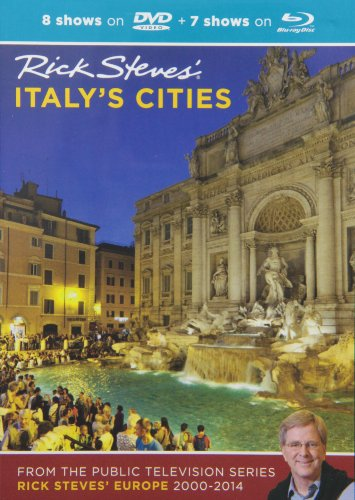 Rick Steves: Italy's Cities 2000 - 2014 [Blu-ray]