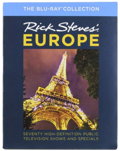 Rick Steves: Europe - All 70 Shows 2000 - 2014 [Blu-ray]