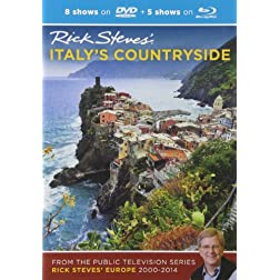 Rick Steves: Italy's Countryside 2000 - 2014 [Blu-ray]