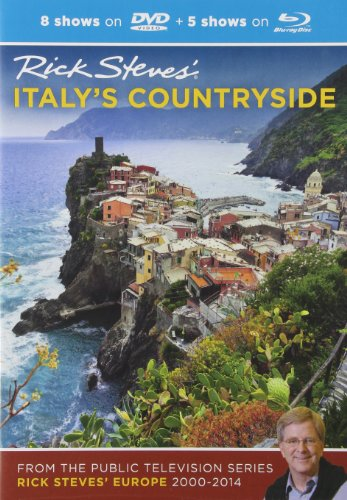 Rick Steves: Italy's Countryside 2000 - 2014 [Blu-ray]