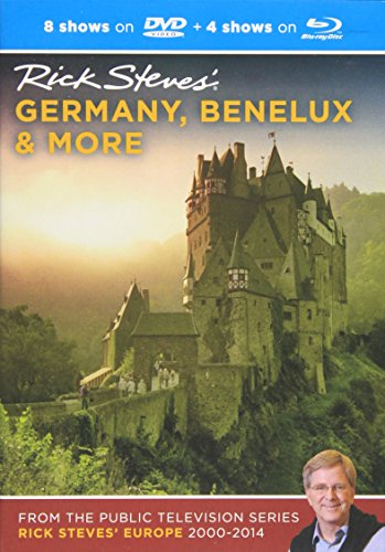 Rick Steves: Germany Benelux & More 2000 - 2014 [Blu-ray]