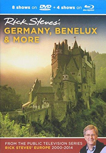 Rick Steves: Germany Benelux & More 2000 - 2014 [Blu-ray]