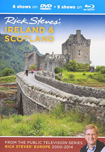 Rick Steves: Ireland & Scotland 2000 - 2014 [Blu-ray]