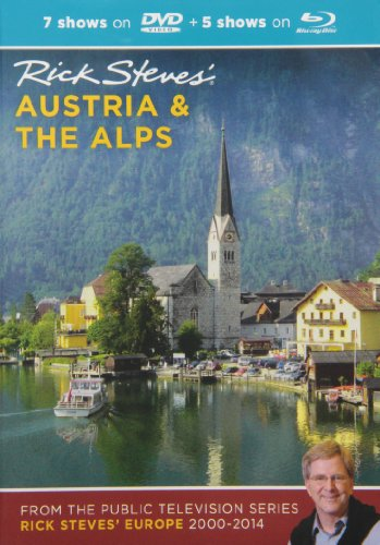 Rick Steves: Austria & Alps 2000 - 2014 [Blu-ray]