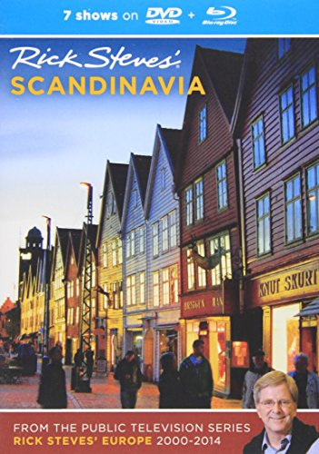 Rick Steves: Scandinavia 2000 - 2014 [Blu-ray]