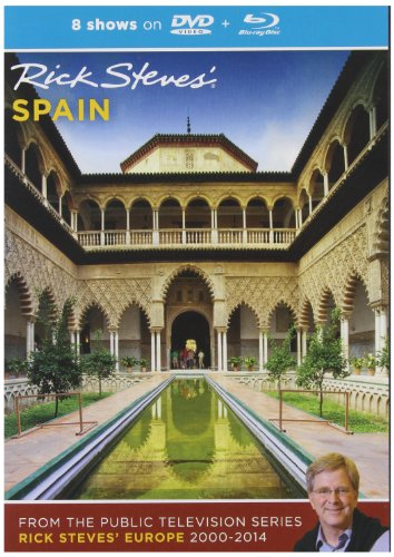 Rick Steves: Spain 2000 - 2014 [Blu-ray]