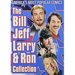 The Bill, Jeff, Larry and Ron Box Set