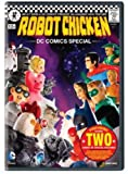 Get Robot Chicken DC Comics Special On Video