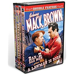 Johnny Mack Brown Volume 1