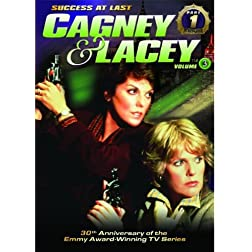 Cagney & Lacey-Season 3 Part 1