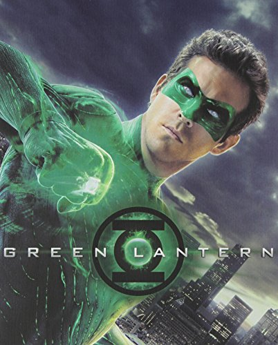 Green Lantern (SteelBook Packaging) [Blu-ray]