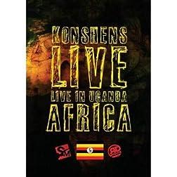 Live in Uganda Africa