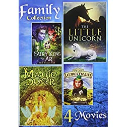4-Movie Family Collection 2