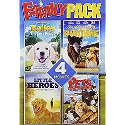 4-Movie Family Pack 1