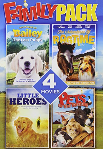 4-Movie Family Pack 1