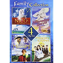 4-Movie Family Collection 1