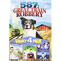 4-Movie Family Pack 2