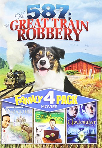 4-Movie Family Pack 2