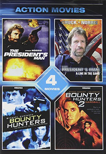 4-Movie Action Pack 4