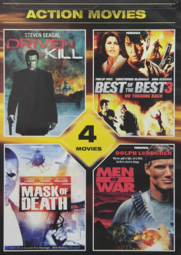 4-Movie Action Pack 3