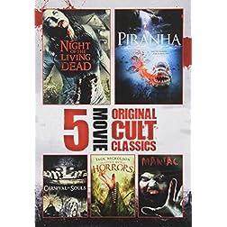 5-Movie Original Cult Classics 2