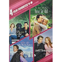 4 Film Favorites: Tear Jerkers / Rom Com Coll