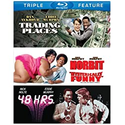 Eddie Murphy: Triple Feature [Blu-ray]