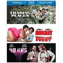 Eddie Murphy: Triple Feature [Blu-ray]