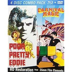 Poor Pretty Eddie / Carnival Magic [Blu-ray]