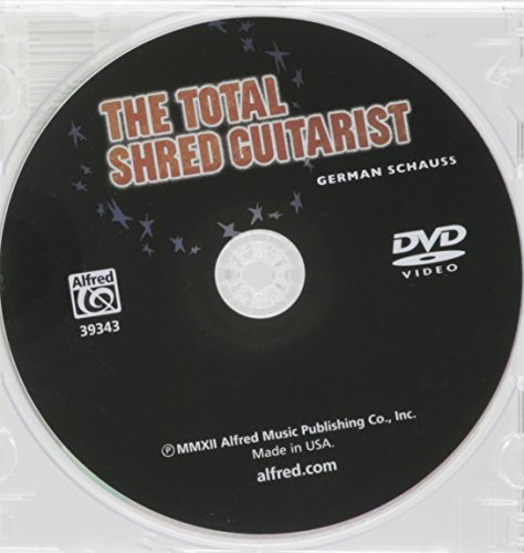 Total Shred Guitarist