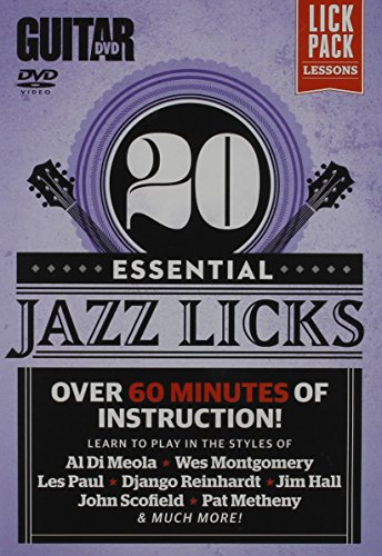 Guitar World: 20 Essential Jazz Licks