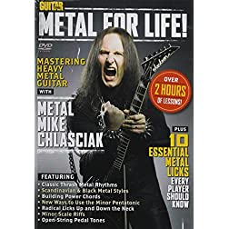 Guitar World: Metal for Life