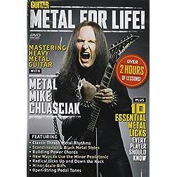 Guitar World: Metal for Life