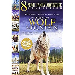 8-Movie Family Adventure Collection 3