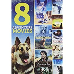 8-Adventure Movies