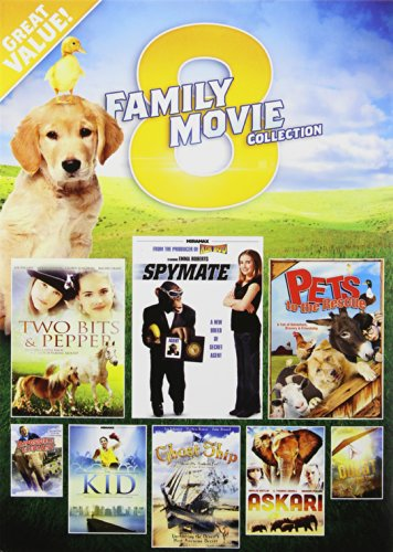 8-Movie Family Collection 6
