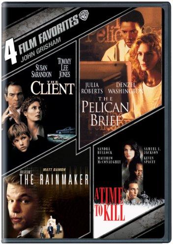 4 Film Favorites: John Grisham