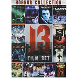 13-Film Horror Collection 1