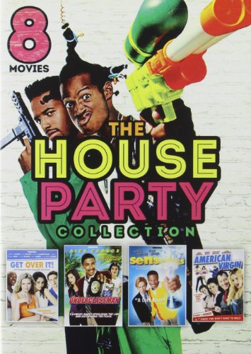 8-Movie the House Party Collection